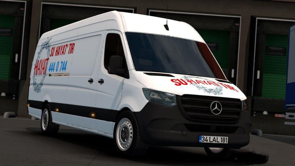 Mercedes-Benz Sprinter 2021 V1R50