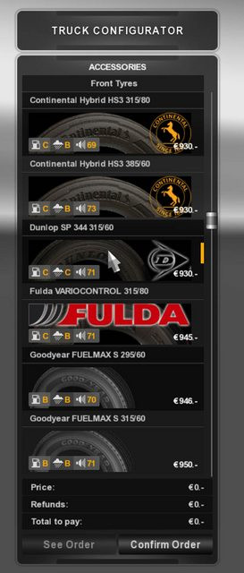 Real Tires Mod 3.1 1.36 - 1.39