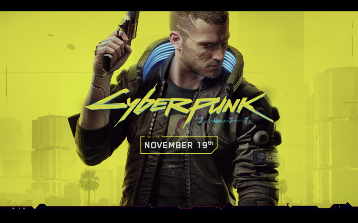 Cyberpunk 2077 - Just One Month To Go