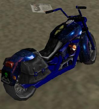 Spaceangel Bike