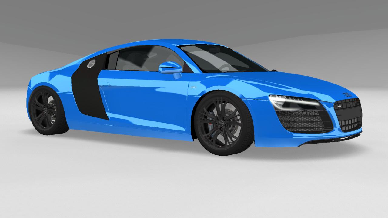 2007 Audi R8 Quattro