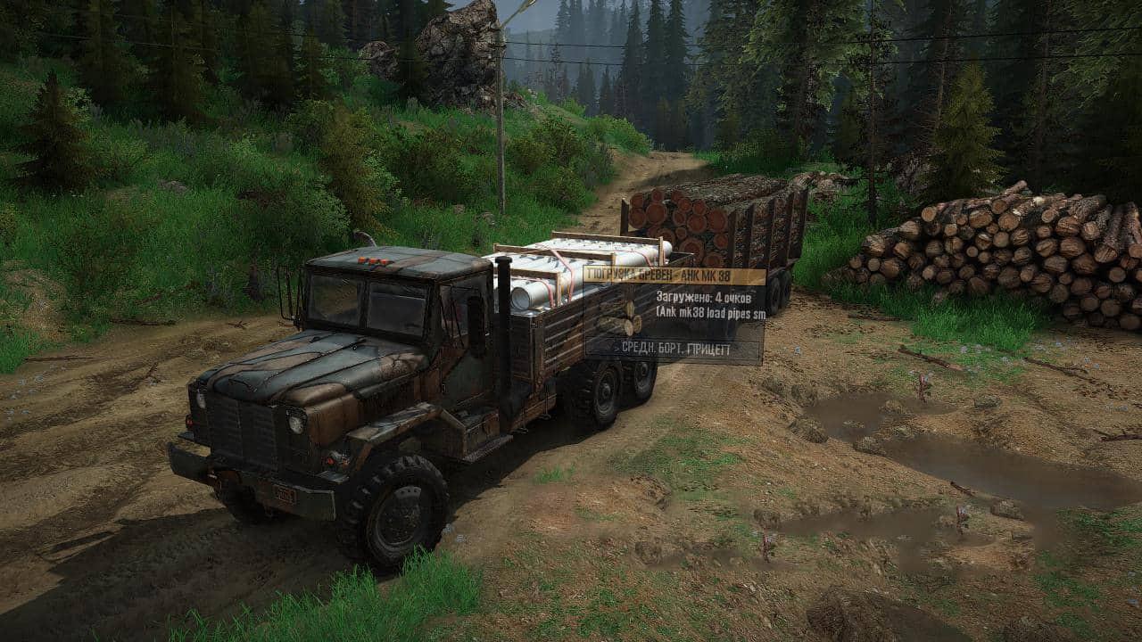 ANK MK 38 Truck