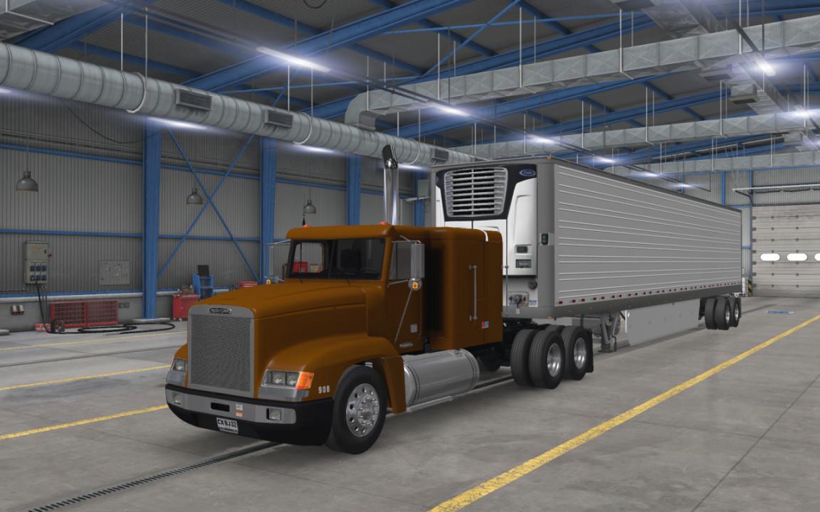 freightliner fld 12064 st