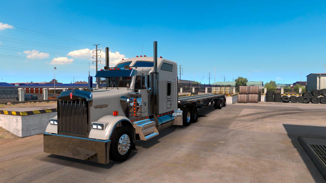 kenworth w900 updated