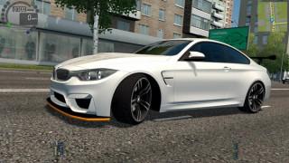 BMW M4 F82 Tuning (M4 GTS)