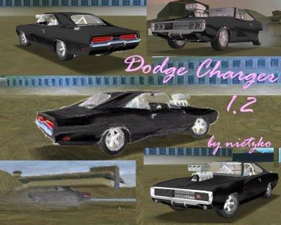 Dodge Charger FnF
