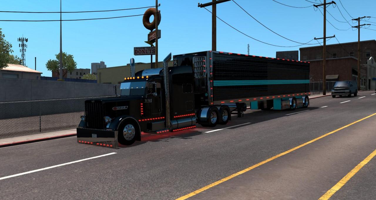 Custom 53ft trailer ownable 1.39