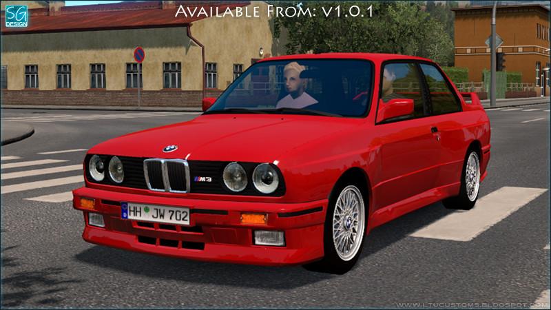 BMW TRAFFIC PACK V1.0.1 1.38-1.39