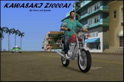 977 Kawasaki Z 000 A1