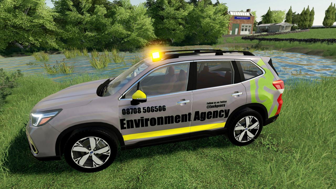 Environment Agency Car
