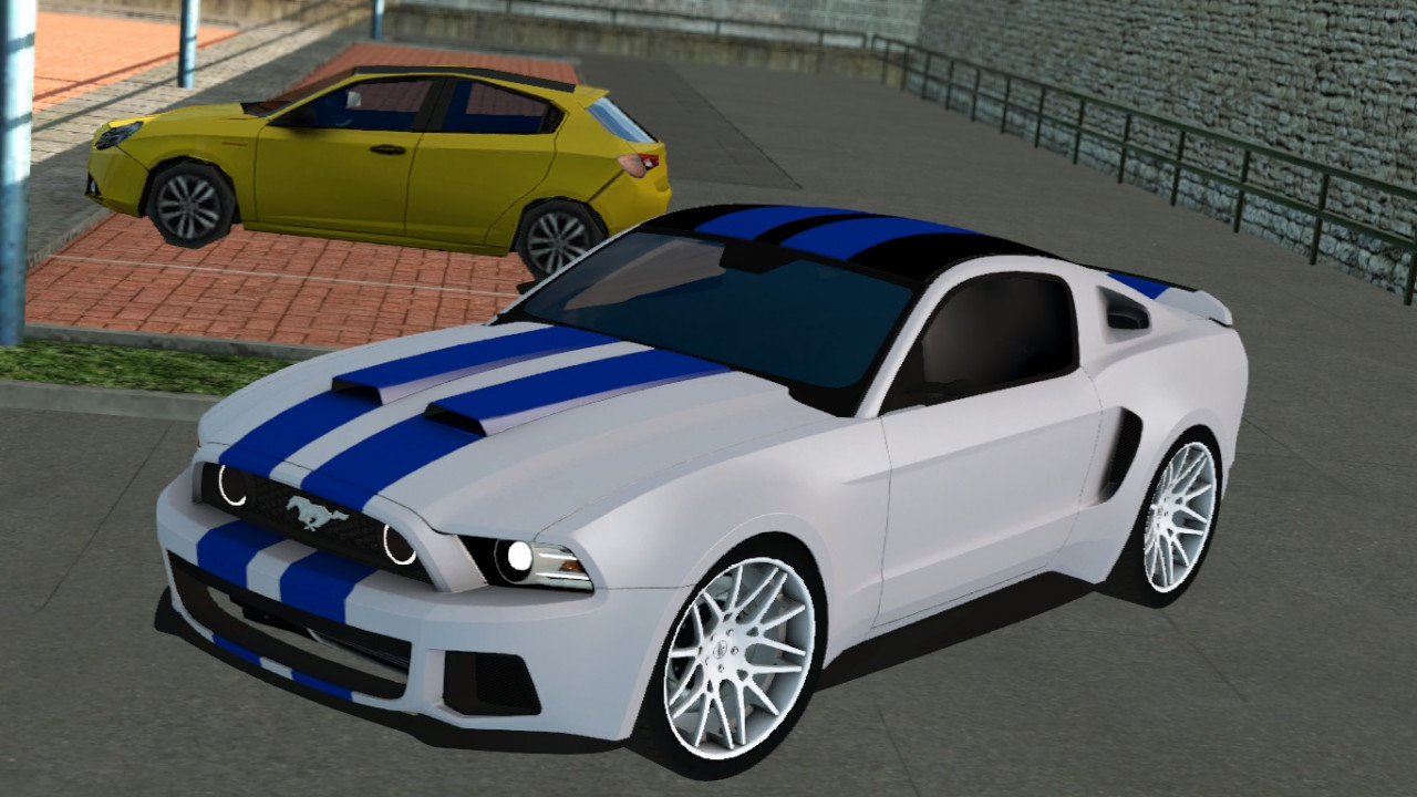 Need For Speed Ford Mustang By BurakTuna24 – New Fix