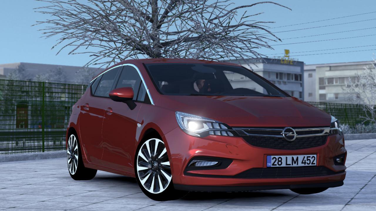 Opel Astra K R50 (1.39)