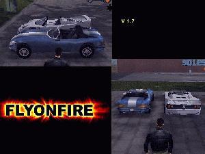 Ferrari F50 Flyonfire