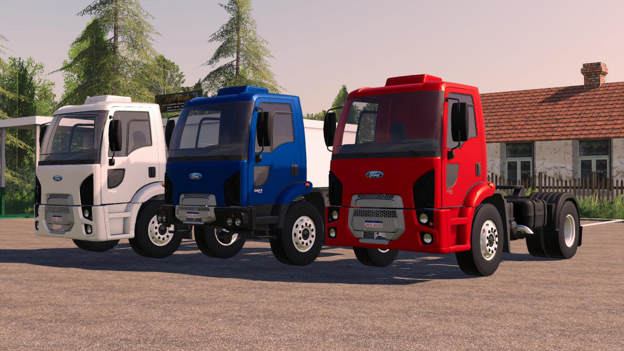Ford Cargo Pack