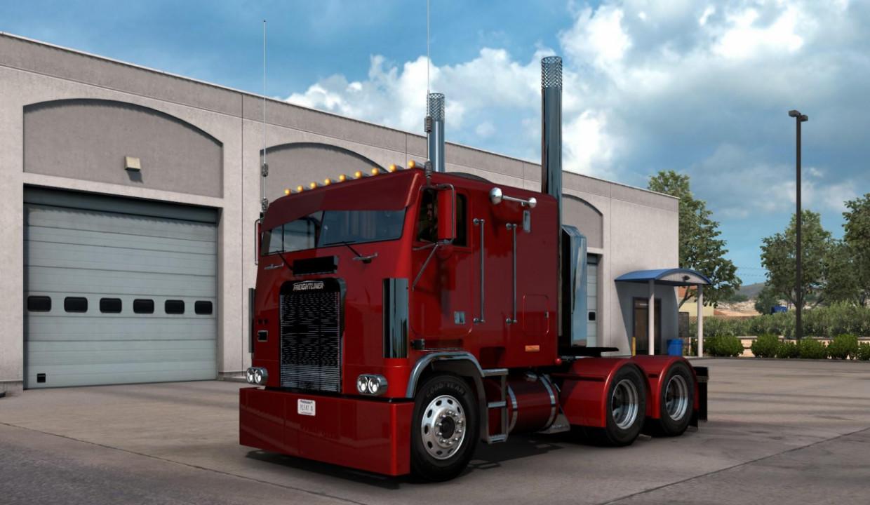 Freightliner flb/fla custom 1.39