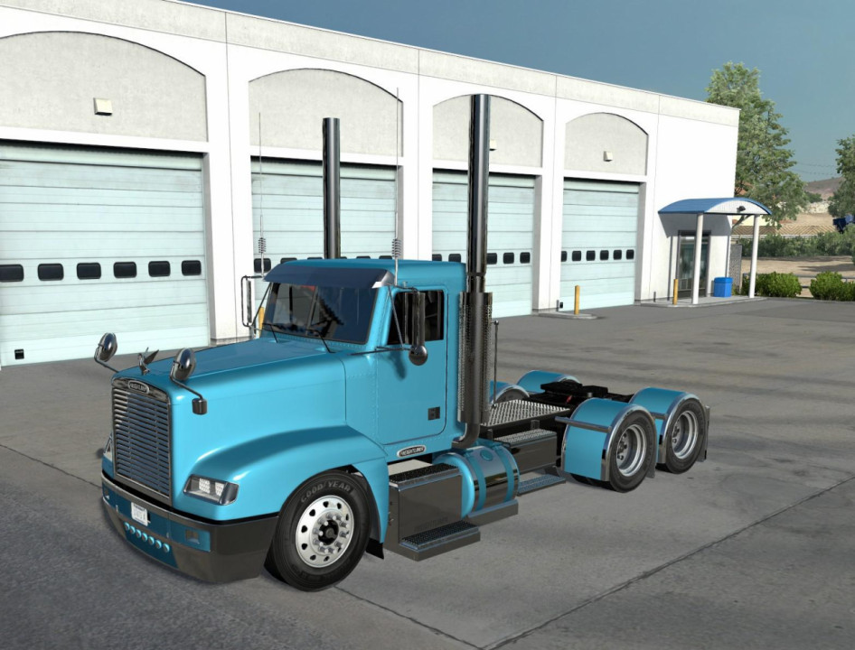 Freightliner fld custom 1.39