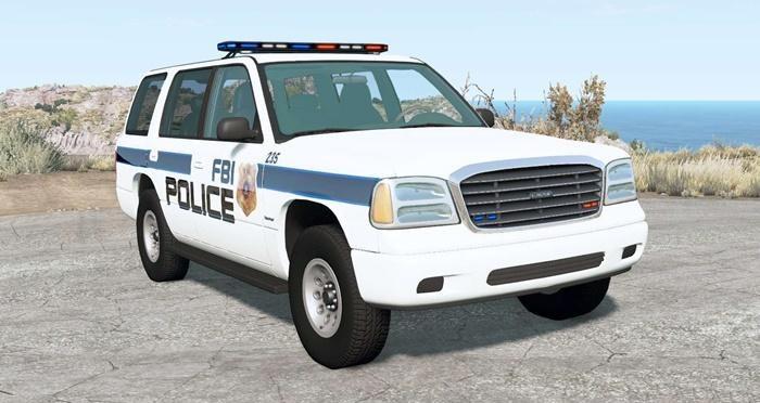 Gavril Roamer FBI Police