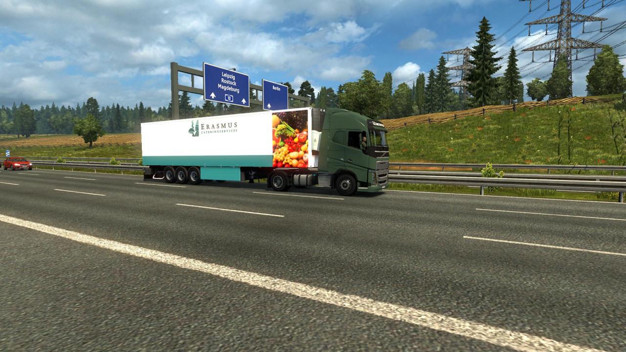 Real truck speed for vanilla truck