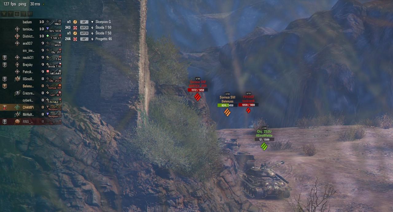 CHAMPi's Tank Contour Icons - Style 1