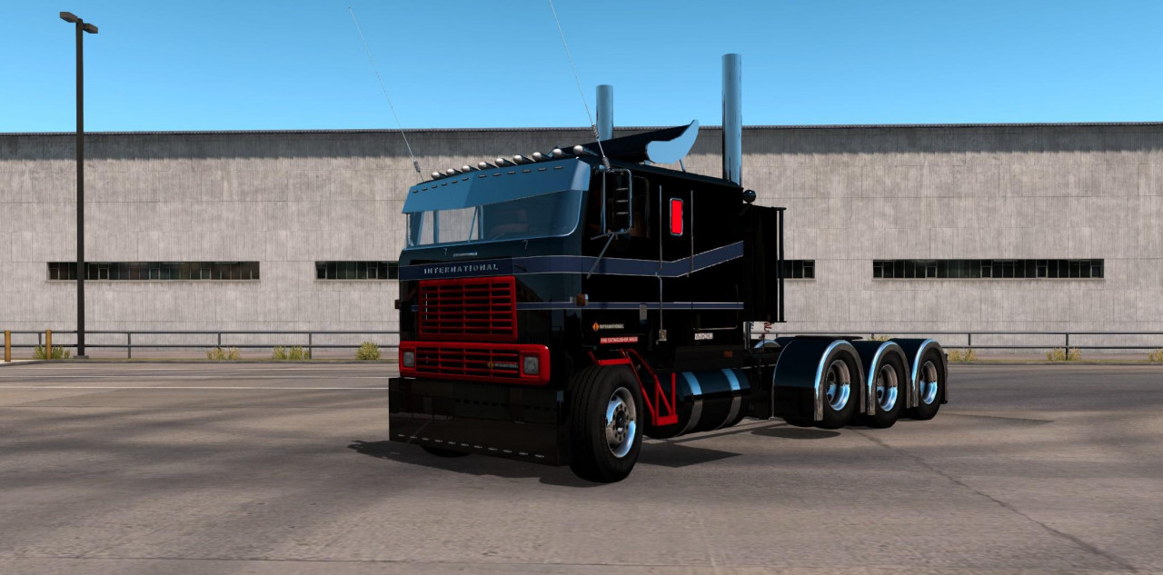 International 9600 custom 1.39
