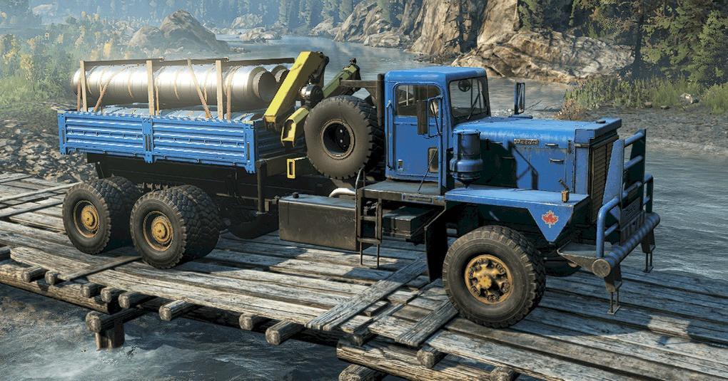 "M181 Pacific P12W ""Orca"" – Enhanced Mod"