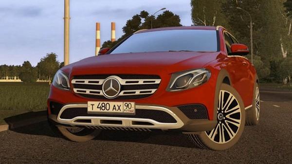 Mercedes-Benz E400d All-Terrain