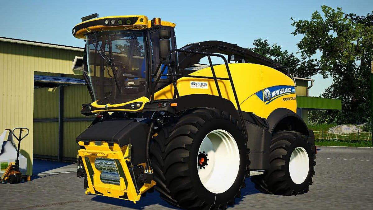 New Holland FR Series
