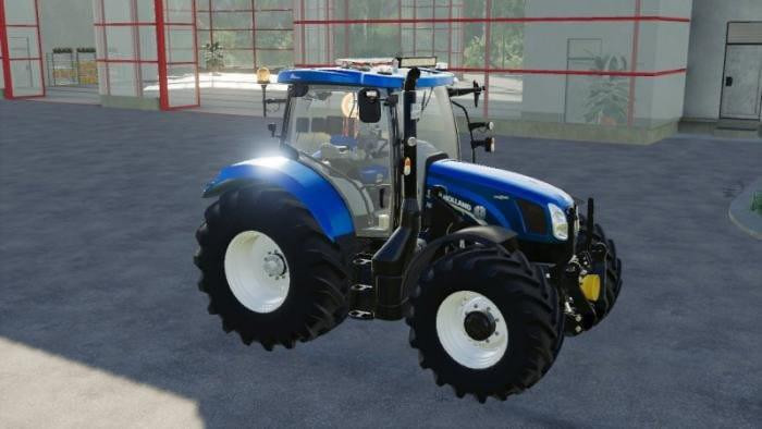 New Holland T6 2012