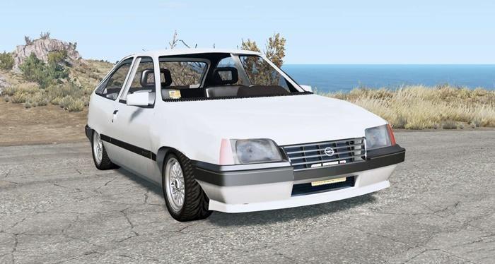 Opel Kadett 3-Door (E) 1986