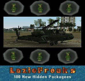 100 New Hidden Packages