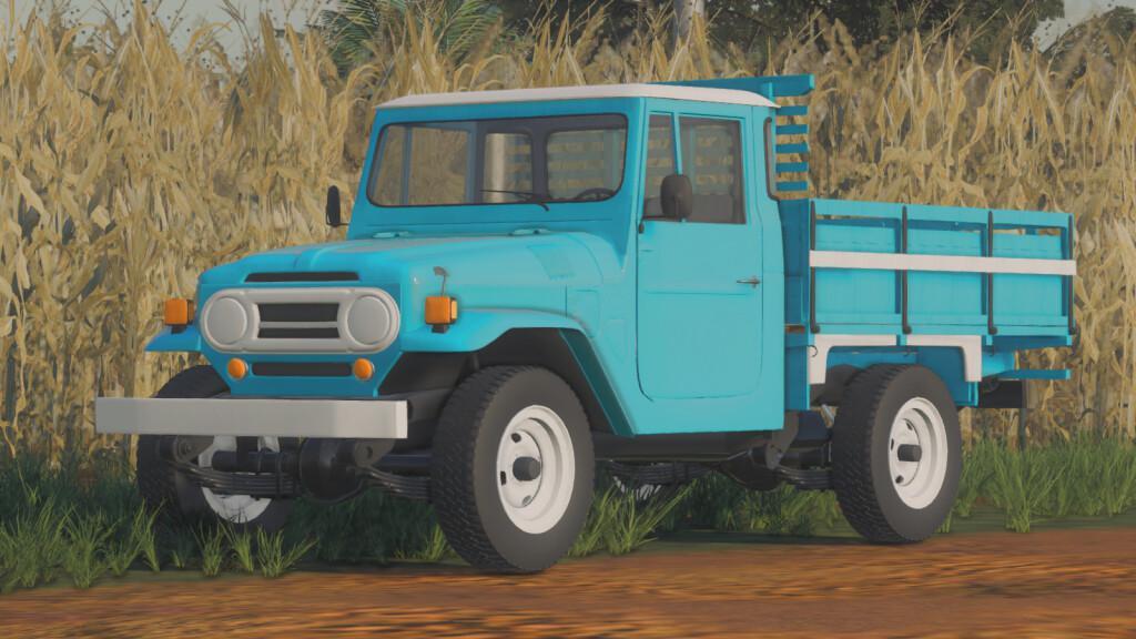 Pickup 1969 Brazil