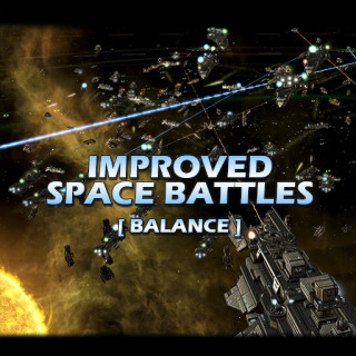 Improved Space Battles [Balance]