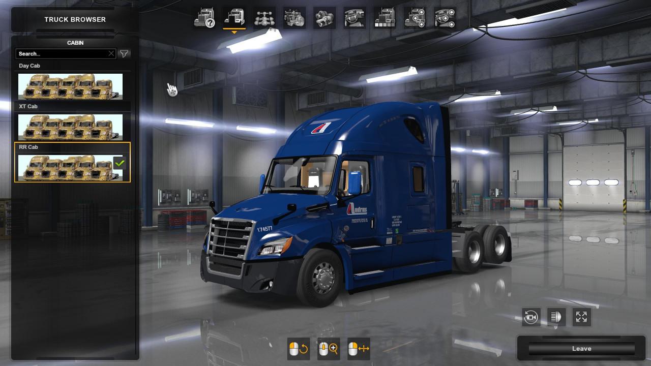Freightliner Cascadia 2018 1.39