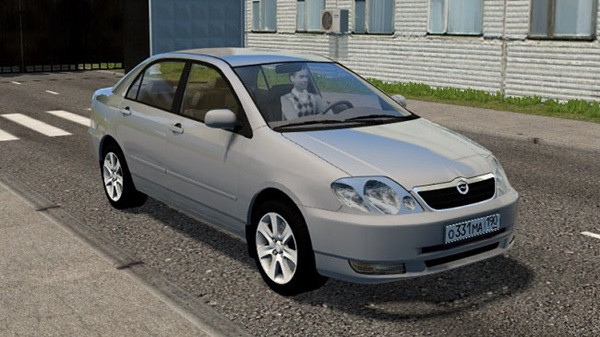 Toyota Corolla E120 2003