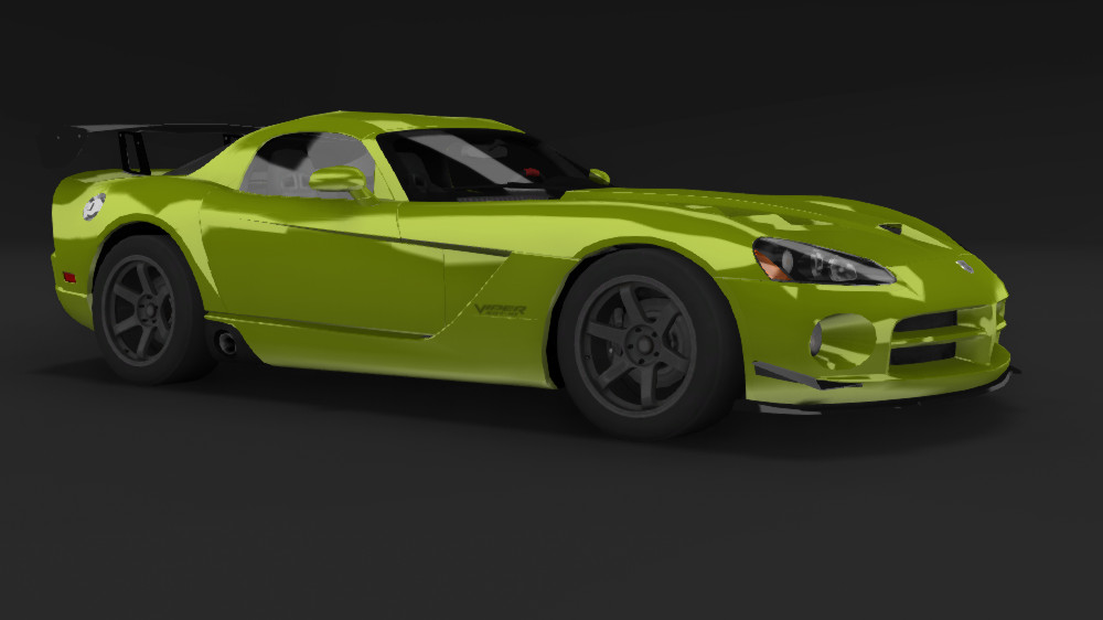 2012 Dodge Viper