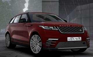 2018 Range Rover Velar by TJ