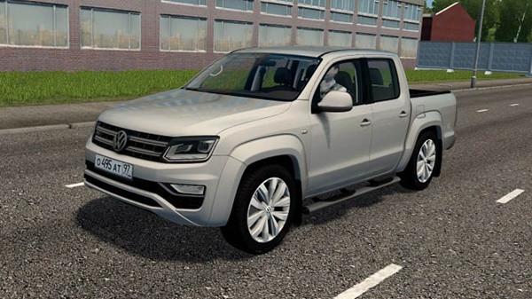 Volkswagen Amarok 3.0 V6 TD