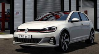 Volkswagen Golf GTI Mk7.5 2017