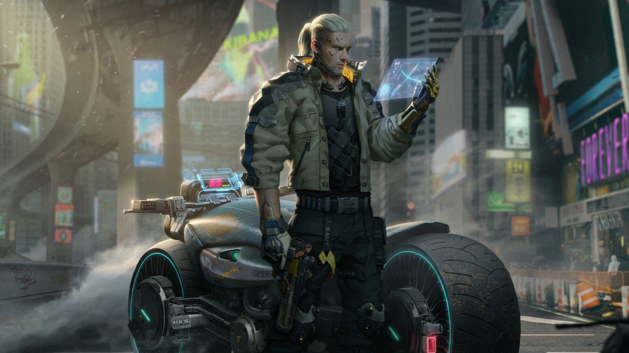 Witcher 3 WolvenKit Is Getting Prepared To Support Cyberpunk 2077