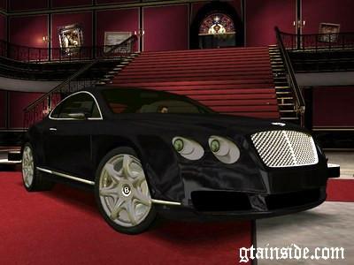 Bentley Continental GT (Final)