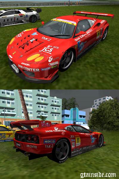 Ferrari 360 Modena Super GT