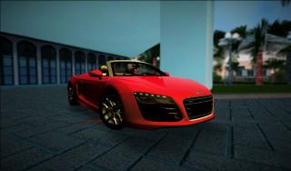 Audi R8 V 10 Spyder 14'