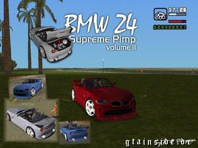 BMW Z4 Tuning II