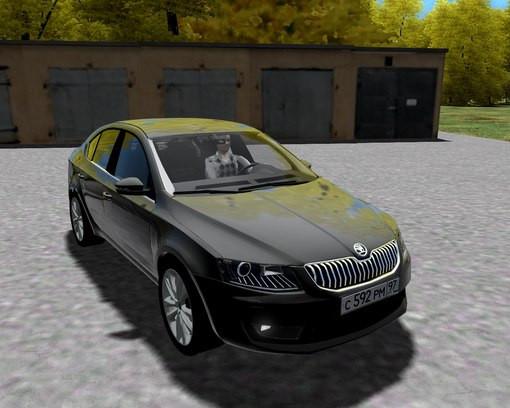 Skoda Octavia A7 1.4 TSI DSG