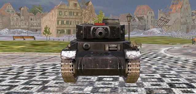 VK 30.01 P ReSkin