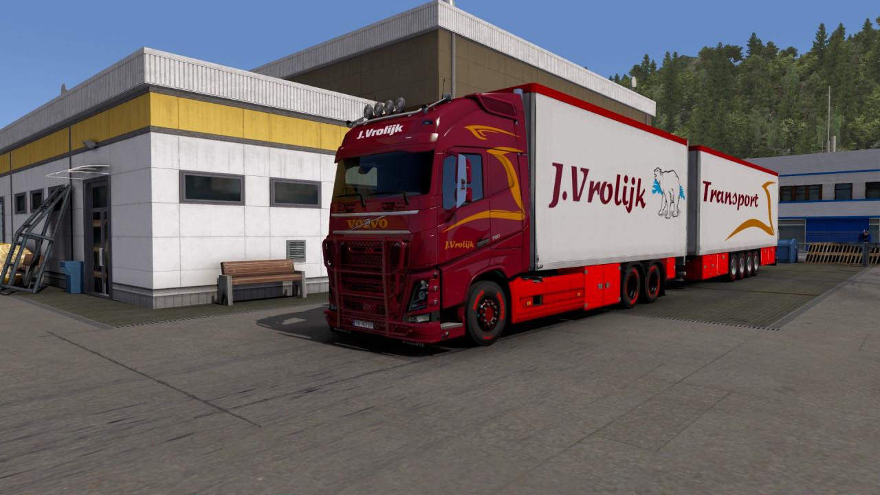 BDF Tandem J.Vrolijk Transport