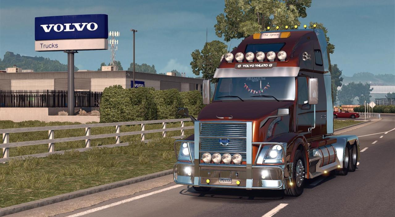 Sound fix for Volvo VNL670