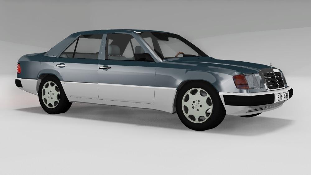 1986 Mercedes-Benz W124