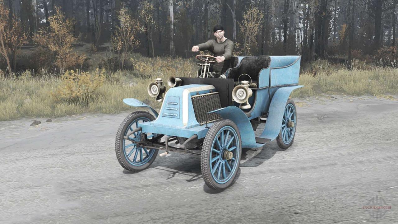 Renault Type G 1902
