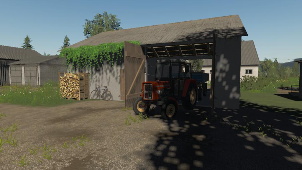Polish Garage